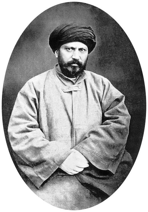 Müfsid- i Kebir (Büyük fesatçı) – Cemaleddin Afgani Kimdir ,Sayyid_Dschamāl_ad-Dīn_al-Afghānī