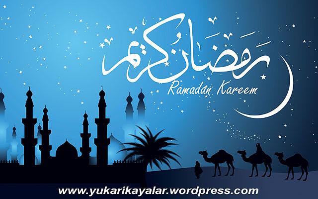 Ramazan kelimesi harflerinin ifâde ettiği mânâlar.