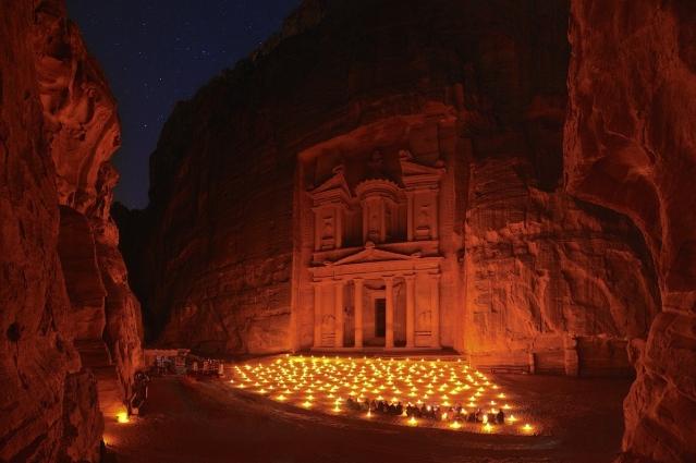 Semud Kavmi Ve Helakı,Petra-Jordan