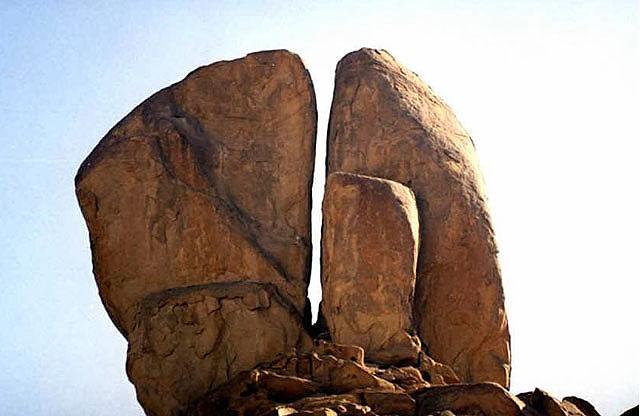 Kayanın Üzerindeki Öğüt
