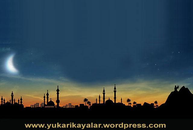 11,Gecenin Bir yarısında Uyanmak için Dua,gunduz ve gecenin insanogluna seslenisi,