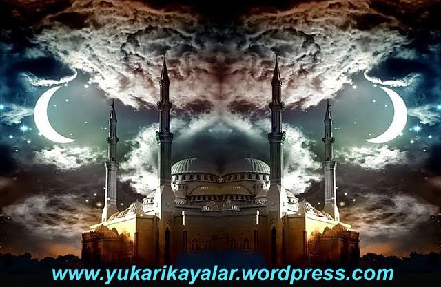 20Receb-i Şerîf (Şehrullah),Namazı Kılmayana Allah Onbeş Sıkıntı Verir,mosque,cami,