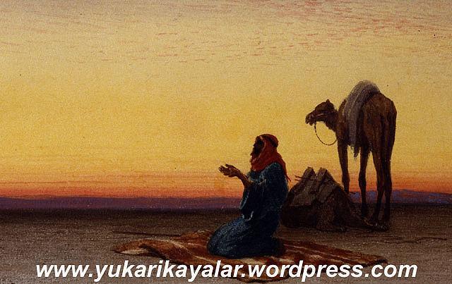 dua,namaz,Ashâb-ı Kiram_a Dil Uzatan`ın Akıbetiibadet,