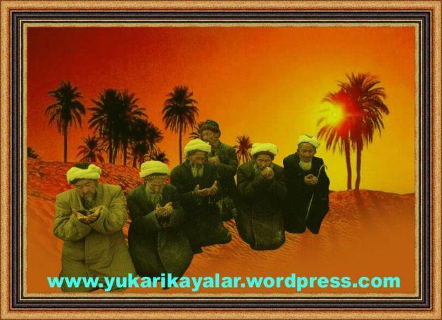 dua sofi prayer islam muslim turkistan mezar