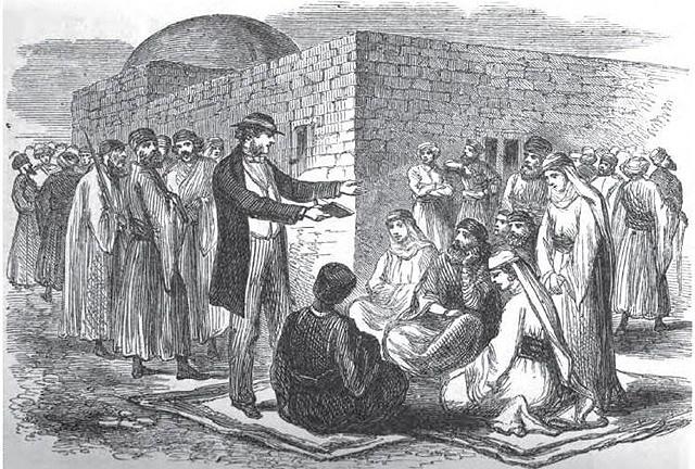Yahudiler Zorla İman ettiler.....