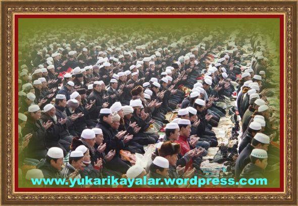 cin dogu turkistan muslumanlari