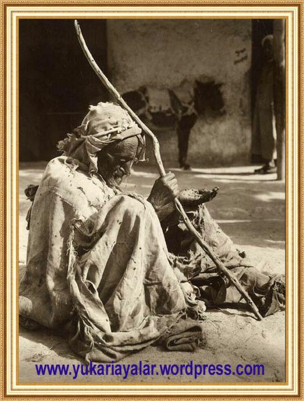 Kimler Oruç tutmaz,Dilenci,fakir