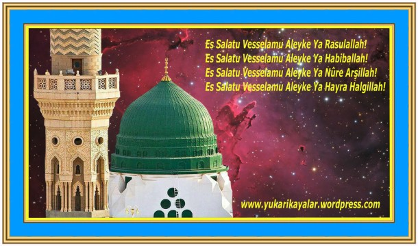 Peygamberimiz ( s.a.v. ) Efendimiz`in Gözleri - Burnu - Dili - Eli - Parmakları - Kalbi....