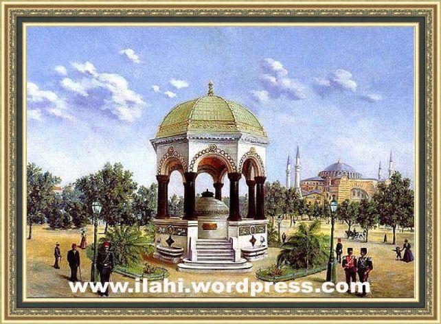 sultan ahmet ayasofya