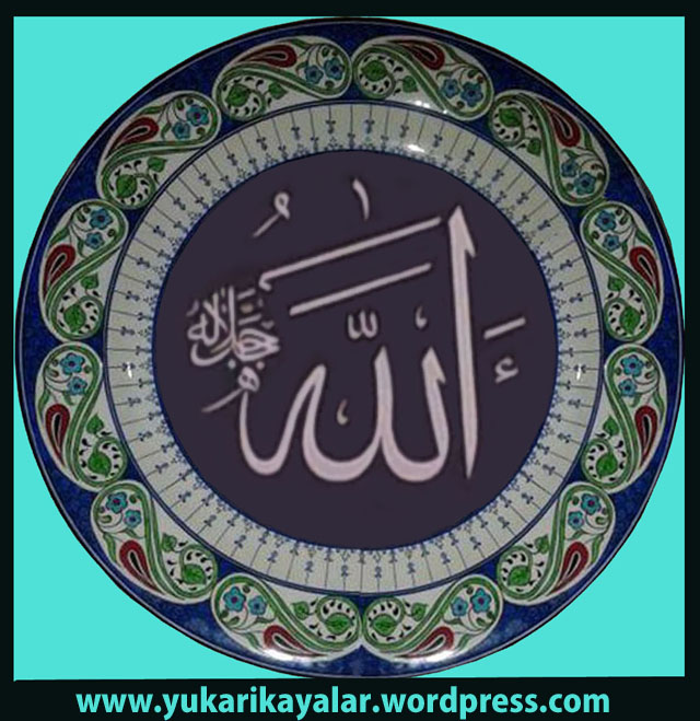 Allah c.c