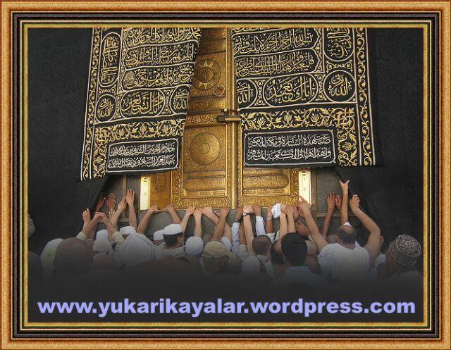 Kâbenin Kapısı Neden Yüksekliktedir,kabenin kapisi