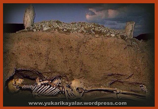 Rüyayı biliyorum: mezar hakkında ne düşünüyorsun