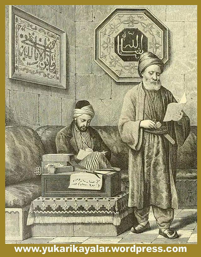 Evliya Çelebi'ya Baba Nasihati