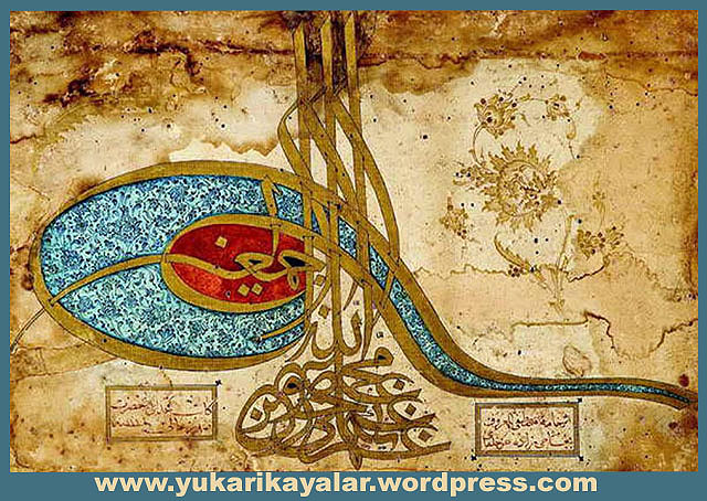 Osmanlı arması, Kanuni Sultan Suleyman armasi, ottoman,empire of ottoman Osmanlı Döneminde Böyleydi