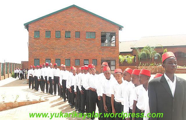 Afrika kuran hizmetleri