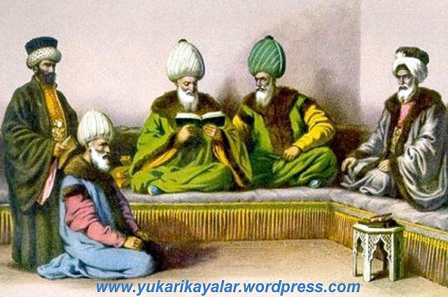 İbni Kemâl Paşa,Süleyman Çelebi,Kur'ân-ı kerimi yemeğe alet etmeyin!