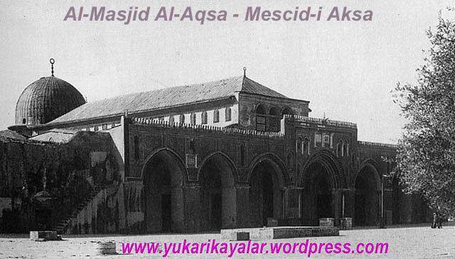 isa aleyhisselam,hz isa,Al-Masjid Al-Aqsa - Mescid-i AksaAlMasjidAlAqsaClassicBW copy