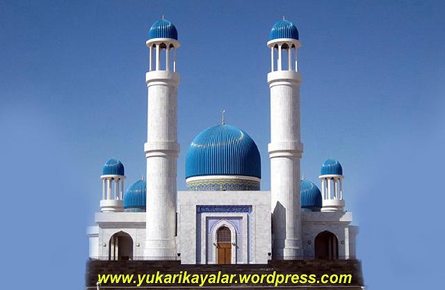 Allah Yolunda Hizmetin Fazileti,Camii copy
