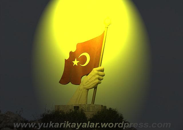 Dalgalan Eyy Şanlı Bayrağım