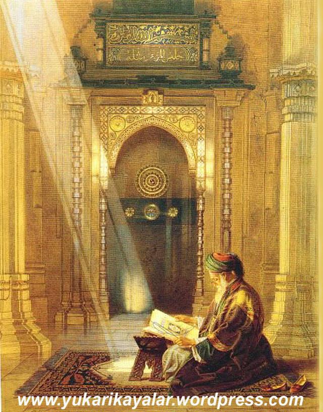 Kur'an-ı Kerim Hayatın Taa Kendisidir