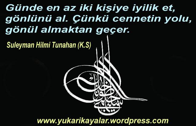 Suleyman Hilmi Tunahan (K.S),Suleyman Hilmi Tunahan (K.S) copy