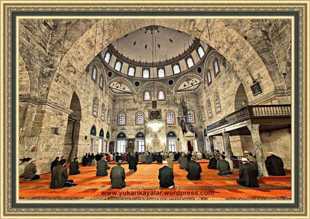 Eda ile Kazanın Farkları ve Kaza Namazları,cami resimleri,mosque,mescit,cemeat,hutbe,mihrap,minber,kursi,