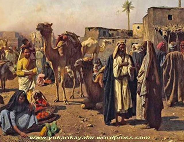 Mesnevide Geçen Hikayeler,Hz. Ömer ve Romalı Elçi