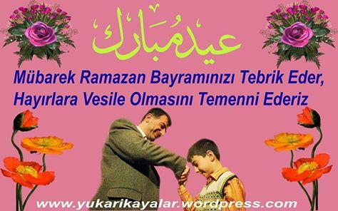 Mubarek Ramazan Bayramınızı Tebrik Ederiz