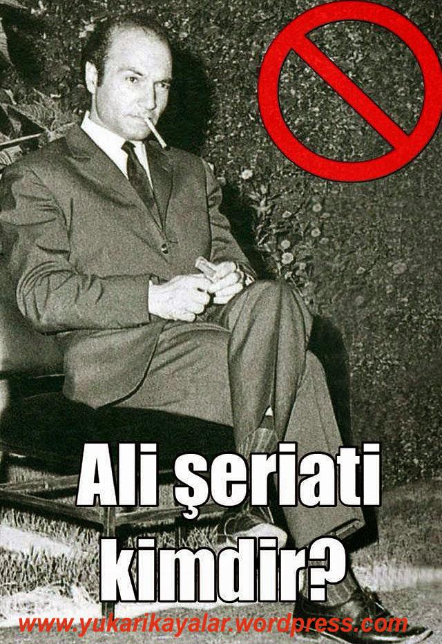 Ali Şeriati Kimdir