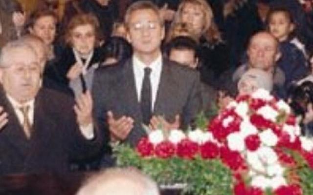 PATRİK SELÇUK ERENOL'UN CENAZE MERASİMİ,cenaze1
